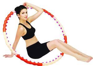 Эффективные упражнения с хулахупом для стройной талии