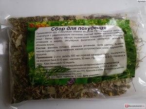 Какие травы принимать при похудении