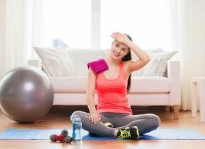 Тренировка в домашних условиях