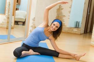 Фитнес дома для похудения