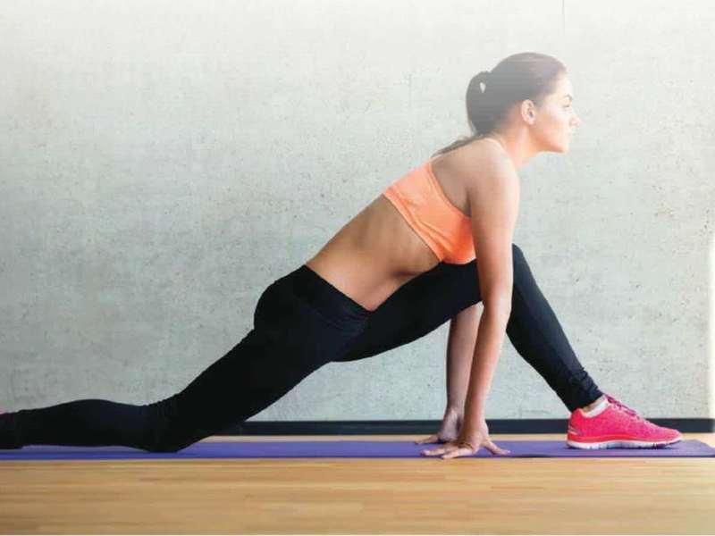 Комплекс упражнений на гибкость