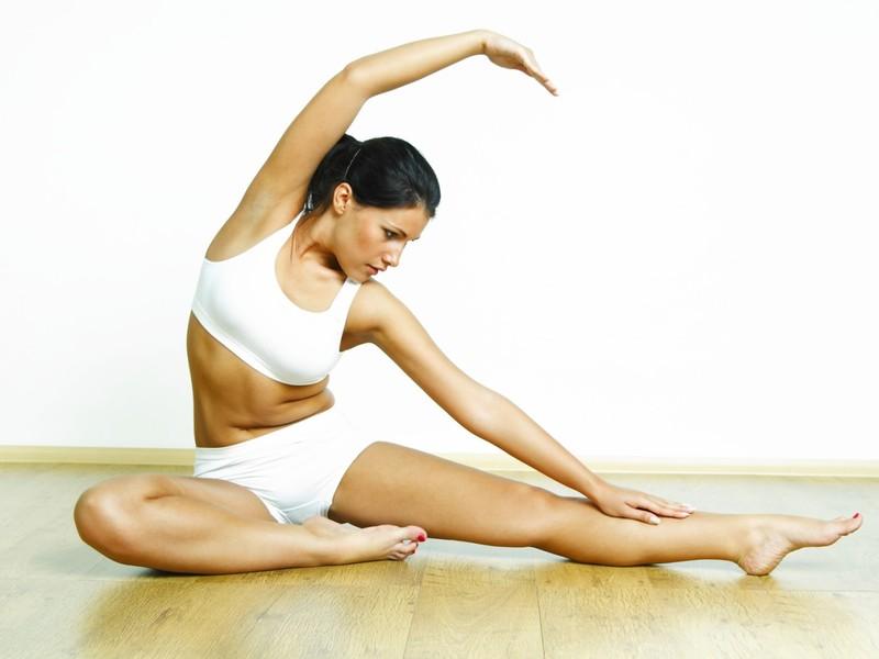 Как быстро похудеть - упражнения