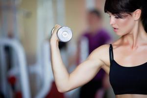 Укрепление мышц рук