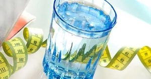 Как пить воду для похудения