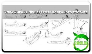 Упражнения по Бубновскому