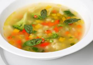 Плюсы овощных супов