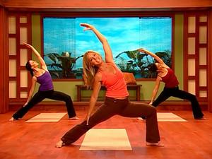 Дениз Остин - этапы йоги для похудения