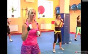 Тренировки по системе Анны Куркуриной