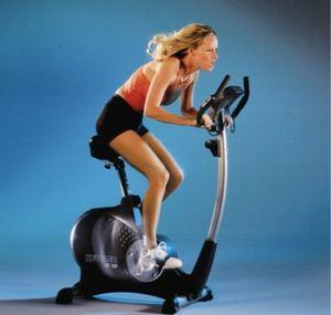 Велотренажер для тренировки группы мышц