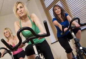 Вред от тренировок на велотренажере