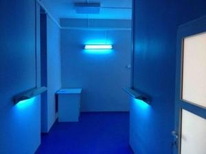 Лампа для кварцевания квартиры