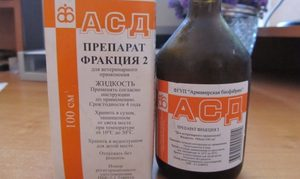 Радикальная методика приема препарата