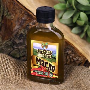 Как приготовить амарантовое масло самому