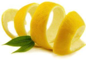 Цедра лимона