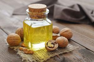 Натуральное масло грецкого ореха