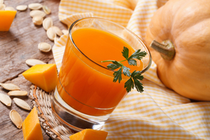 Состав сока тыквы
