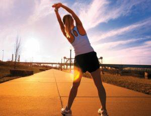 Простые упражнения для утренней гимнастики